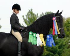 Rosewood 10-9-04 pippin & sammi ribbons